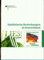Titelbild: Salafistische Bestrebungen in Deutschland