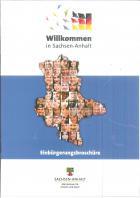 Titelbild: Willkommen in Sachsen-Anhalt - Die Einbürgerungsbroschüre