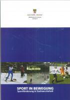Titelbild: Sport in Bewegung - Sportförderung in Sachsen-Anhalt