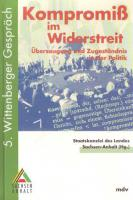 Titelbild: 5. Wittenberger Gespräch