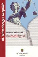 Titelbild: 18. Wittenberger Gespräch