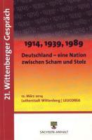 Titelbild: 21. Wittenberger Gespräch