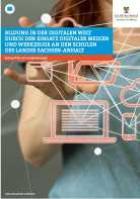 Titelbild: Bildung in der digitalen Welt durch den Einsatz digitaler Medien und Werkzeuge an den Schulen des Landes Sachsen-Anhalt