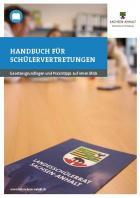 Titelbild: Handbuch für Schülervertretungen - Gesetzesgrundlagen und Praxistipps auf einen Blick