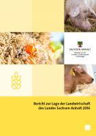 Titelbild: Bericht zur Lage der Landwirtschaft 2016