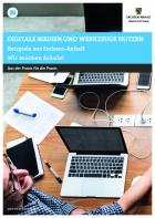 Titelbild: Digitale Medien und Werkzeuge nutzen - Aus der Praxis für die Praxis
