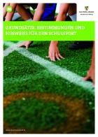 Titelbild: Grundsätze, Bestimmungen und Hinweise für den Schulsport