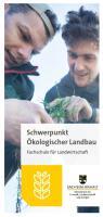 Titelbild: Fachschule für LandwirtschaftSchwerpunkt Ökolandbau