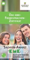 Titelbild: Das KMK-Fremdsprachenzertifikat